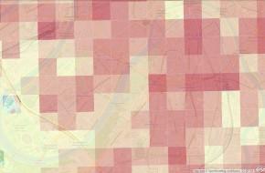 Foot traffic (grid)